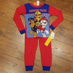 Other - Paw Patrol pajamas NWTSize 5t
